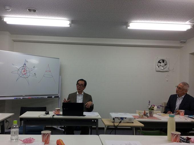 今井先生と神尾先生